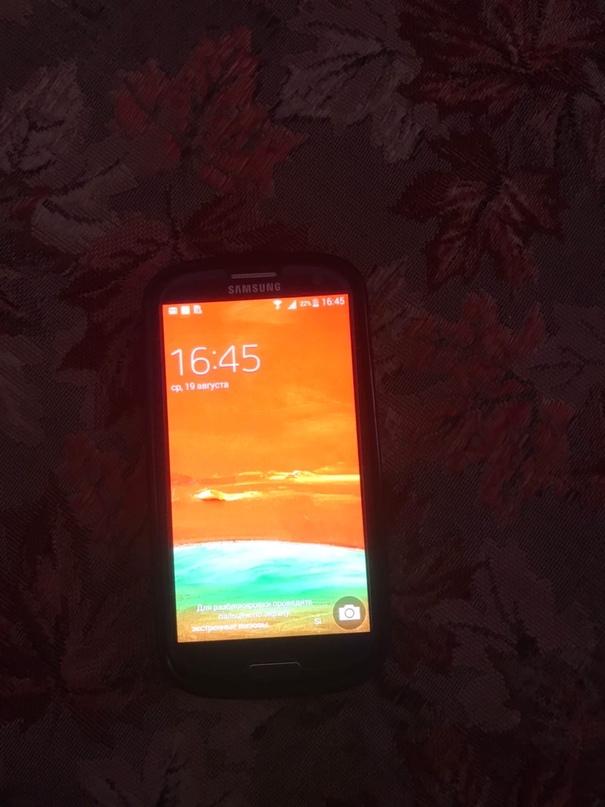 Купить Samsung galaxy s3 16gb , в отличном   Объявления Орска и Новотроицка №8001
