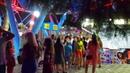 Очередь на Чертово Колесо. Развлечения В Лазаревском. Уличные дискотеки. Сочи Лазаревское 2020