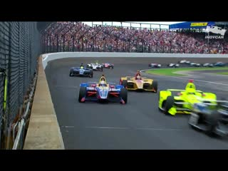 Top-5 Indy 500 2018 passes