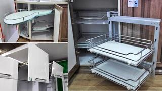Интересные идеи для кухни. Современная кухонная мебель