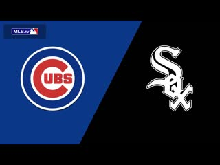 IL /  / CHI Cubs  CHI White Sox (1/3)
