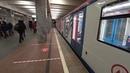 Поезд Москва на ТКЛ Тушинской