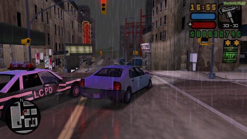 Прохождение GTA Liberty City Stories на 100% Миссия 20 Покупай пока не научишься Shop 'til you Strop