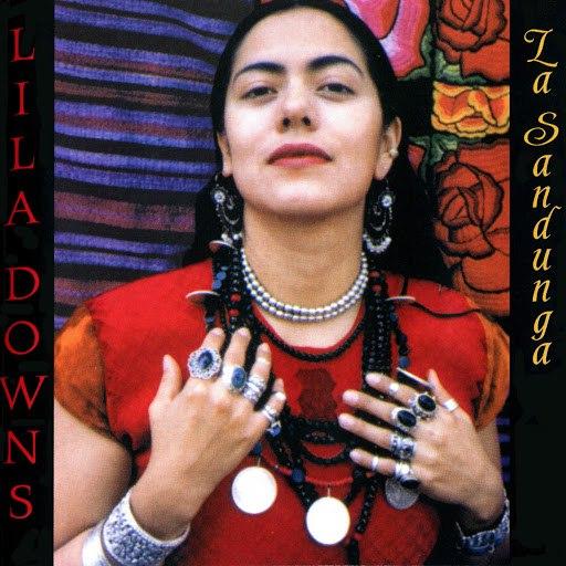 Lila Downs альбом La Sandunga