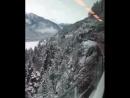 Ride the glaciar Express через швейцарские Альпы