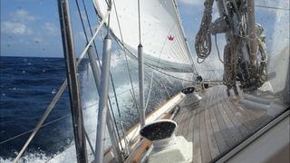 ep13 - Sailing Bequia - Sailing SVG - Hallberg-Rassy 54 Cloudy Bay - March 2018