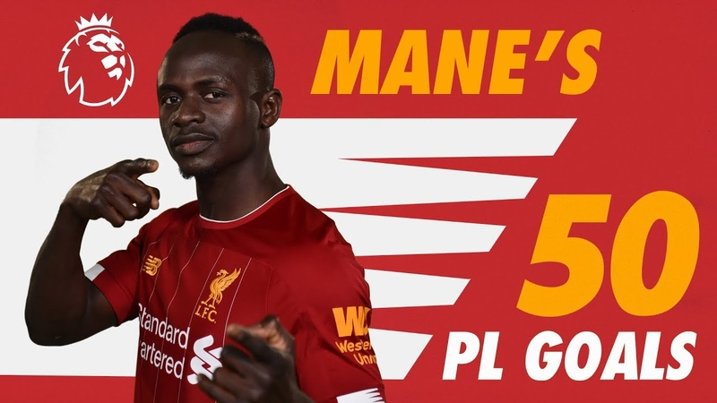 Sadio Mane's 50 Premier League goals Screamers late winners and more