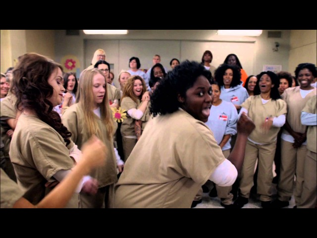 Meet Taystee [Clip] Orange is the New Black -- Netflix Original Series