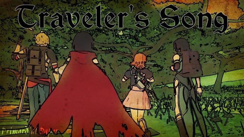 RWBY「AMV」 Traveler's Song