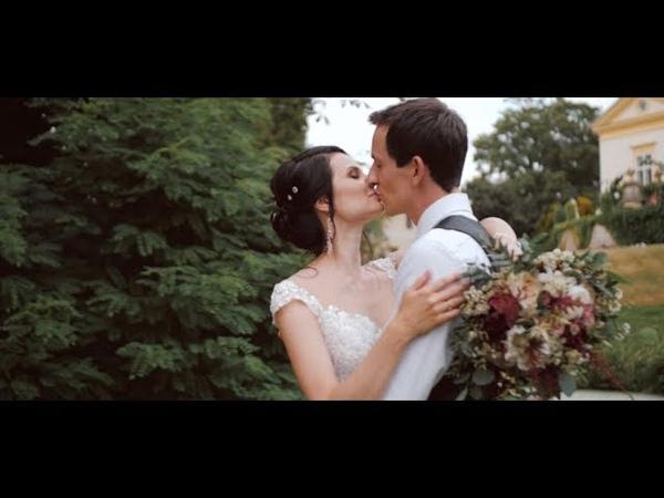 Svatební video Radka Adam 06 07 2019 Dobřenice ❤