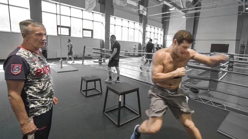 Не бей так Тренировка удара в сборной по боксу 2020
