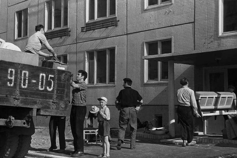 Жилье в СССР, изображение №30