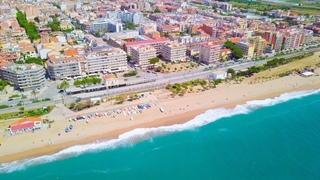 Blanes Beach & Santa Susanna - Costa Brava, Catalonia