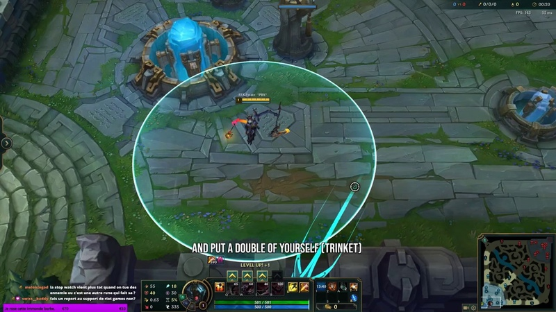 Reworked Fiddlesticks Commencing Stopwatch Bug Abuse Patch 10 7