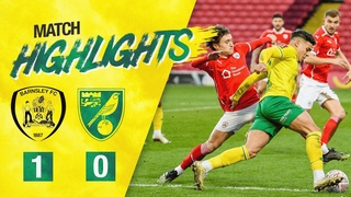 Барнсли 1-0 Норвич Сити (4 раунд Кубка Англии)