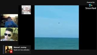 accidente OVNI en Rio de Janeiro (Brasil) / gigantes prehistóricos // UFO Paraguay