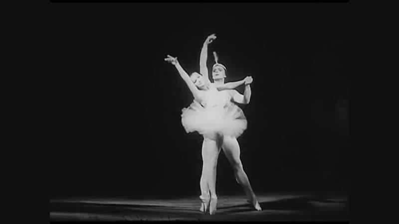 Best Russian Ballet. Юрий Соловьёв и Калерия Федичева в балете Баядерка. Yury Soloviev Fedicheva Best Russian Ballet. Лучш