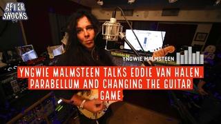 Yngwie Malmsteen Talks Eddie Van Halen, Parabellum And The Guitar Game