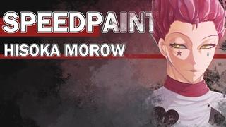 Спидпеинт | Hisoka Morow (Хисока Мороу) | Hunter X Hunter