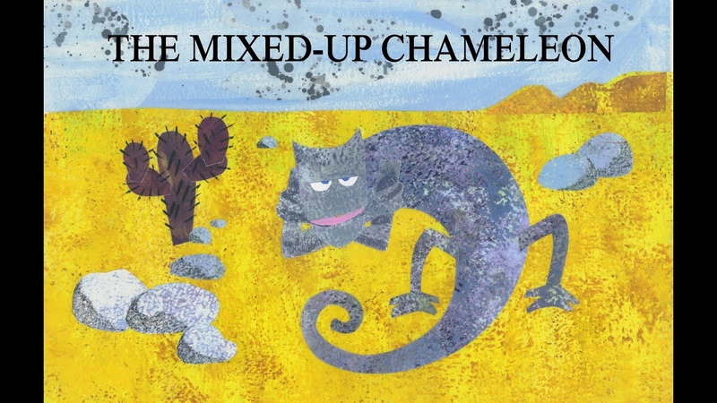 The Mixed Up Chameleon The Very Hungry Caterpillar Other Stories