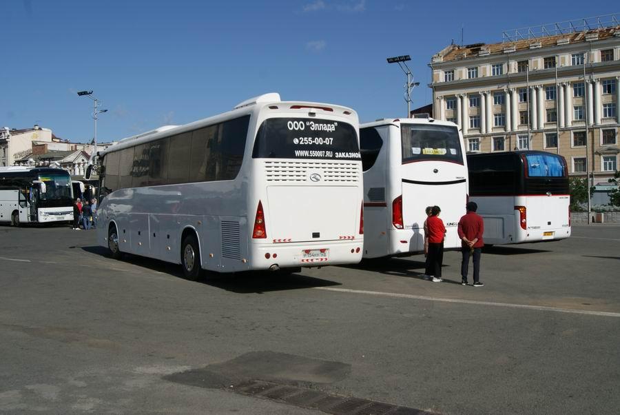 Транспорт Приморья  - Автобусы-2 higer,паз,toyota,man,hyundai,iveco,автобусы,kia,mitsubishi,дальний восток,freightliner,кавз,daewoo,газ,mercedes-benz,китайский автопром,правый руль,volkswagen