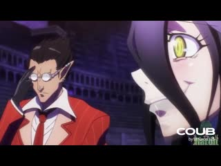 Albedo Overlord / Альбедо Владыка / Eminem - Crab god / AMV anime / MIX anime / REMIX