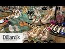 Dillards SHOES SHOP WITH ME HEELS WEDGES ALDO SNEAKERS WALK THROUGH JUNE 2018