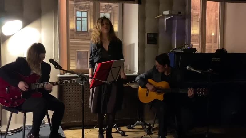 Englishman In New York Cover by Acoustic Trio F Sphere