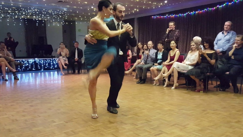 Maria Filali Gianpiero Galdi - Tango 24 - @ E-Tango Brisbane 02122017