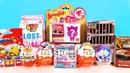 СЮРПРИЗ MIX! Animalost, Монстр в кубе, LOL Tiny Toys, ФИКСИКИ, Танки Unboxing Kinder Surprise