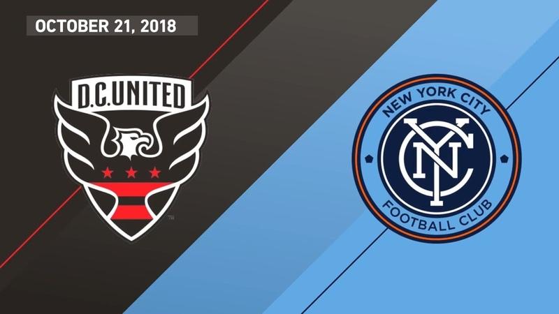 HIGHLIGHTS: DC United vs. New York City FC   October 21, 2018