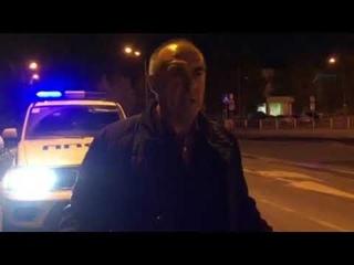 Полиция гоняется за кандидатом от ЛДПР