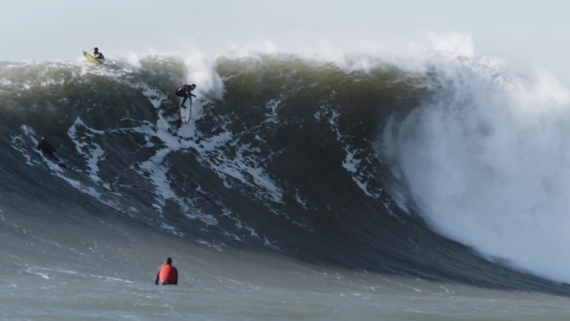 This Might Be the Prettiest Footage of Surfing Giant Maverick's We've Ever Seen The Inertia
