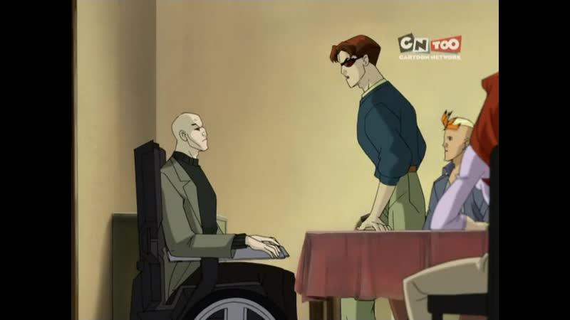Сезон 04 Серия 02: Ни одно доброе дело не остается безнаказанным | Люди Икс: Эволюция (2000-2003) / X-Men: Evolution | No Good D