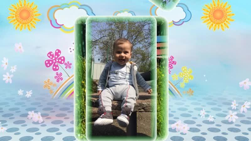 დღეს ჩვენი ბიჭი ანდრია გიორგის ძე კოღუაშვილი ერთი წლის გახდა 🎂🍾🍷😘🍿🎈🎁🧸