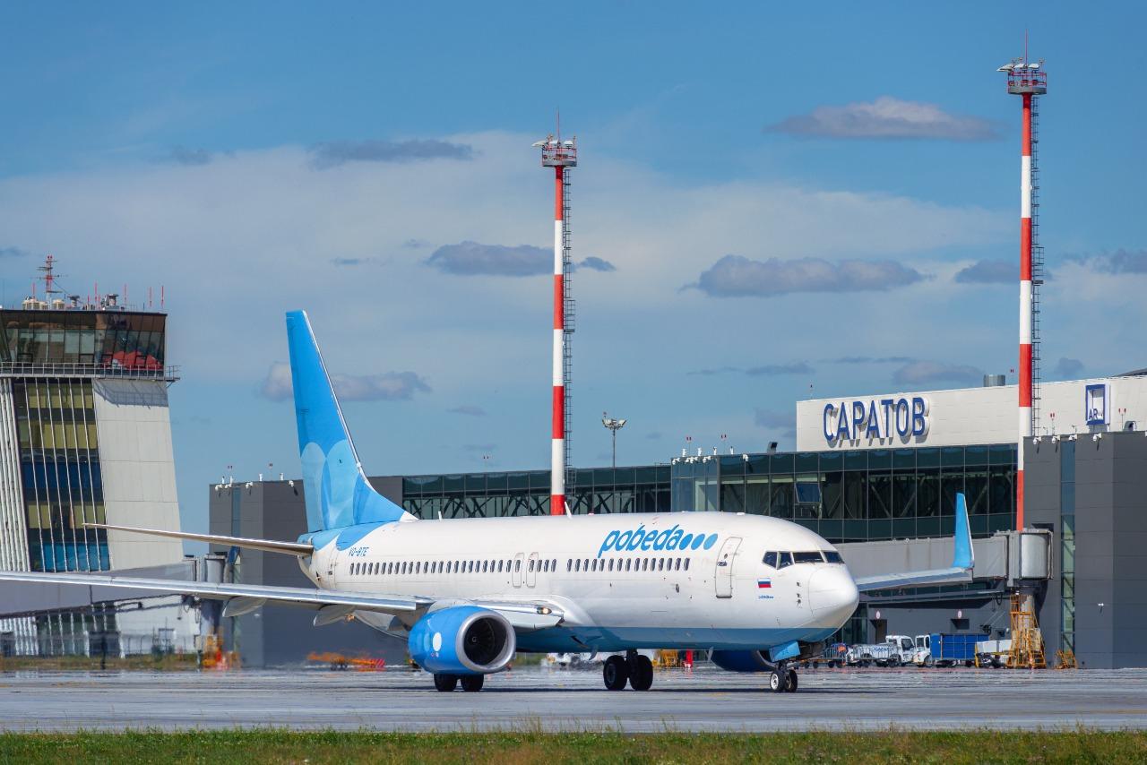 В саратовском аэропорту «Гагарин» с воскресенья, 25 октября, вводится осенне-зимнее расписание
