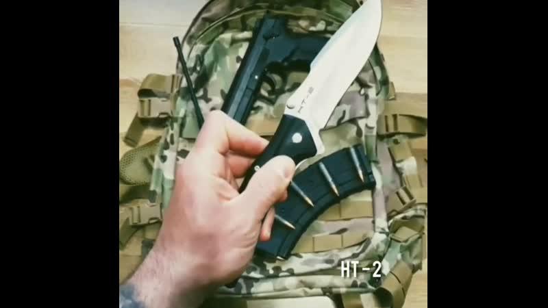 Нож HT-2 - Mr.Blade