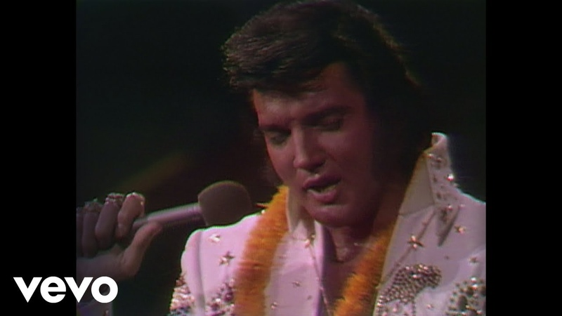 Elvis Presley - Johnny B. Goode (Aloha From Hawaii, Live in Honolulu, 1973)