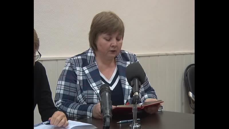 Информация о вандальных действиях на Молочной кухне. Рассказывает председатель КУИ О. Б. Булугина