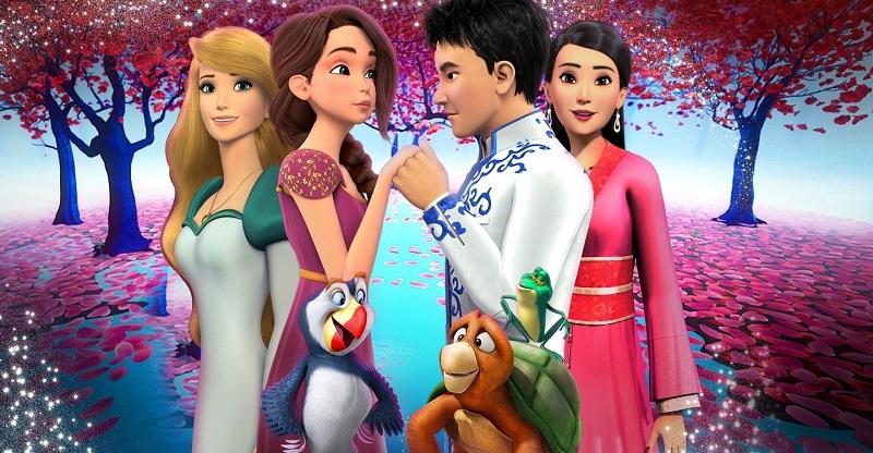 List of Non Disney Princess Movies (Online)