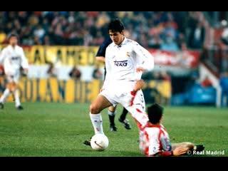 Ла Лига-1994/95. Реал Мадрид vs Атлетико Мадрид 4:2 (Дебют Рауля на Бернабеу)