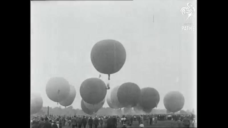 International Gordon Bennett Balloon Race (1927)