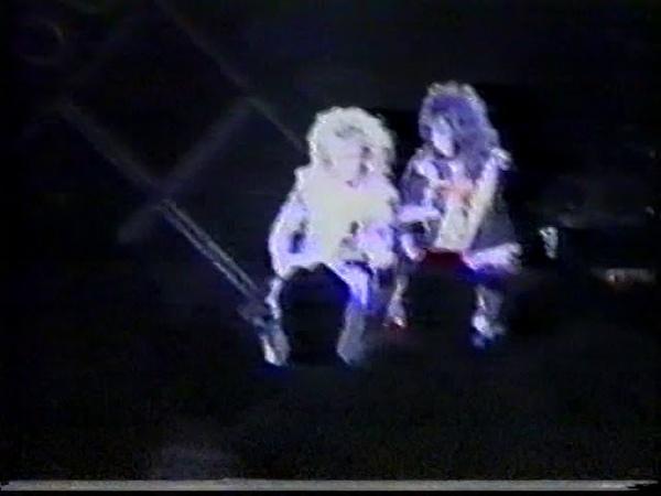 Frehley's Comet live in Clarkston MI 1987 09 06