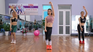 LEGS + ARMS + BELLY + HIPS EXERCISE | 10 Simple & Effective Workout at Home | Lesson 5