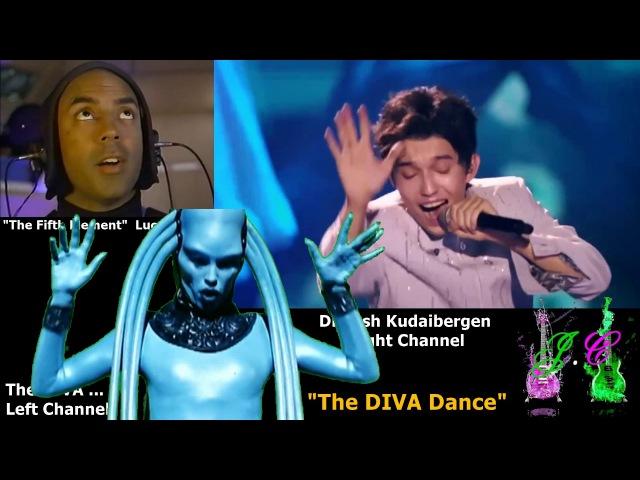Fantastic DUO 8 Димаш Кудайберген The DIVA Dimash Kudaibergen in The Diva Dance