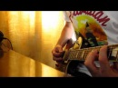 Machine Head The Burning Red guitar cover