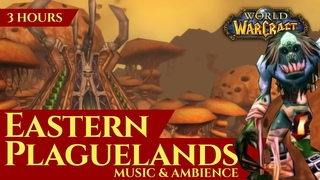 Vanilla Eastern Plaguelands - Music & Ambience (3 hours, World of Warcraft Classic)