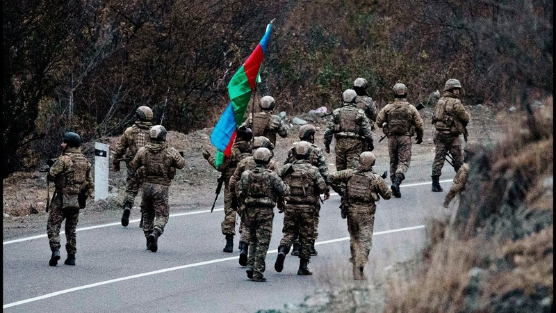 Армянскую армию обезглавили Пашинян схватился за голову повел войска на смерть Алиев остановил