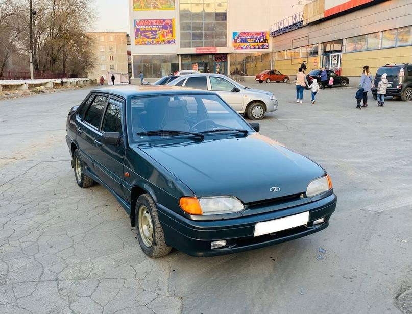 Купить ВАЗ 2115 2007 год. Состояние | Объявления Орска и Новотроицка №10953