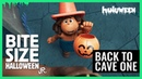 Back to Cave One (Full Short) | Bize Size Halloween Jr. • Huluween